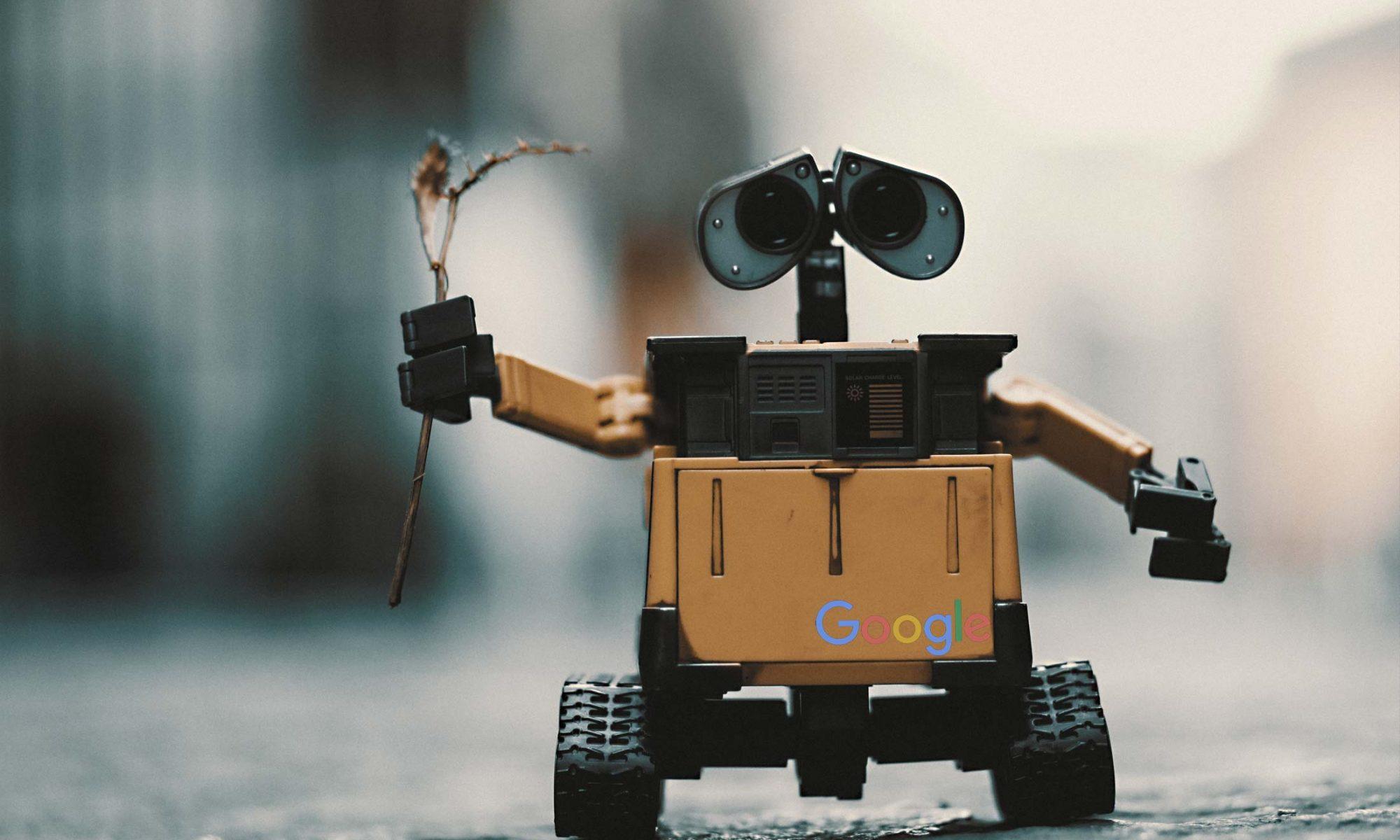 Google Bildersuche und robots.txt mit Piwigo
